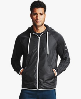 Men's Armour Fleece® Storm Full Zip Hoodie
